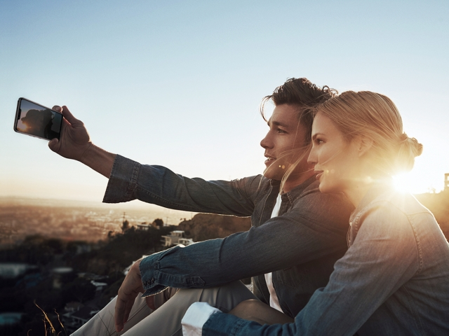 LG G8 THINQ - лідер завдяки якості камери