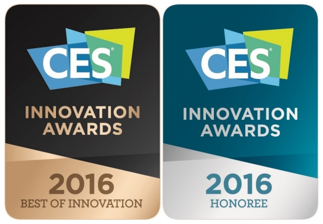 LG получила 21 награду на CES 2016 Innovation Awards