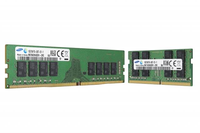 DRAM-память 10-нанометрового класса