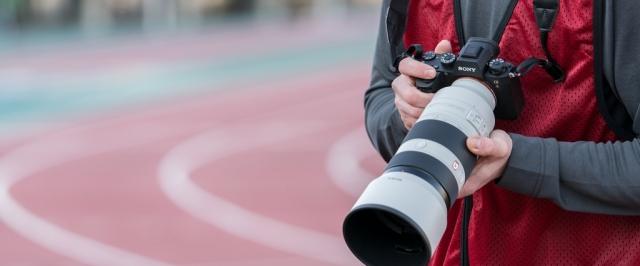 Новая камера Sony α9 произвела революцию