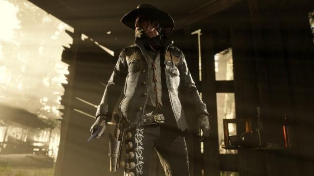 Цього тижня в Red Dead Online: повернення ексклюзивного одягу, бонуси для Мисливців, знижки та інше