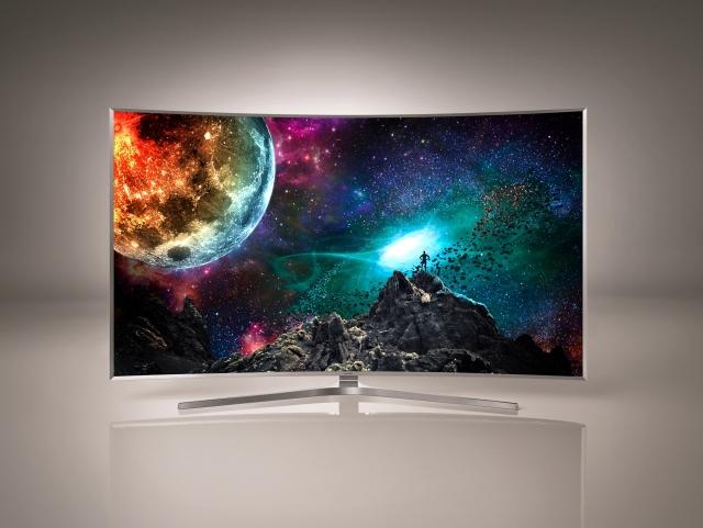 CES 2015: телевизоры Samsung SUHD TV под управлением ОС Tizen