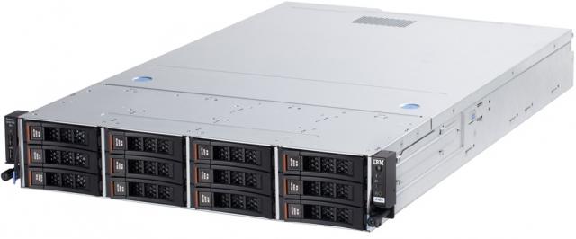 Компания Ibm представила новый сервер Ibm System X3650 M4 Bd
