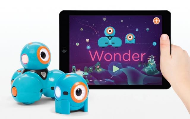 Програмне забезпечення Wonder Workshop
