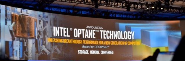 Твердотельный накопитель Intel Optane в 7 раз быстрее, чем SSD