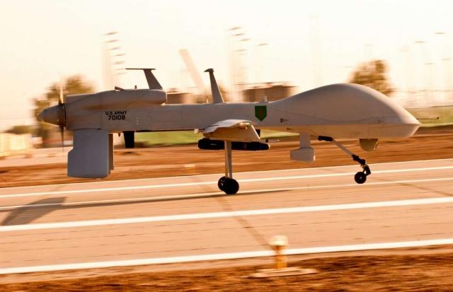 В «законах войны» Пентагона широко упоминаются атаки с беспилотниками
