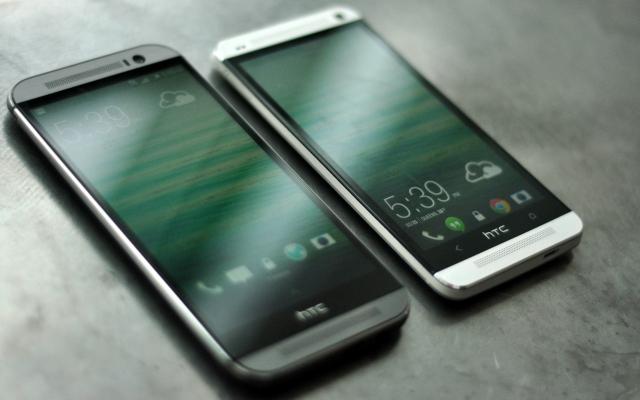 Графическая оболочка Sense 7 для One M8 и других смартфонов HTC выйдет в 2015 году