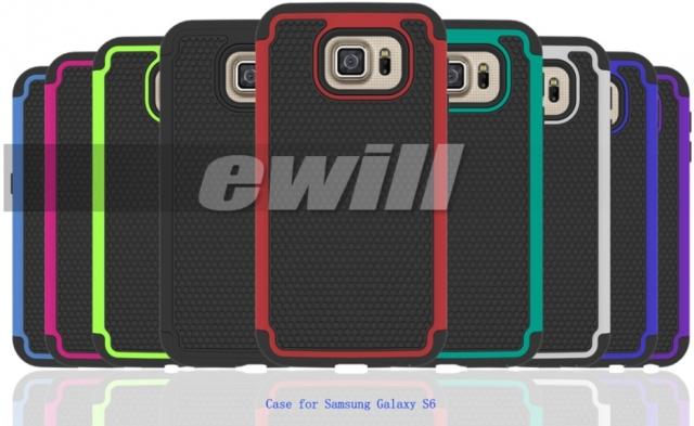 Фотографии Samsung Galaxy S6 в защитном чехле