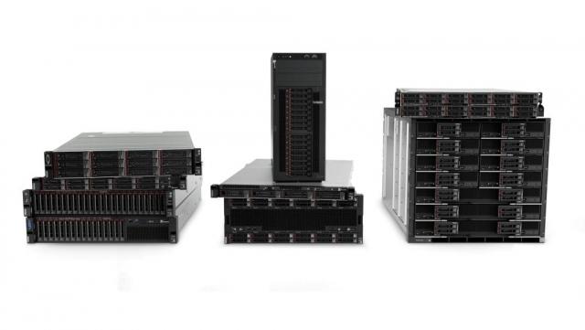 Світові рекорди продуктивності нових серверів ThinkSystem
