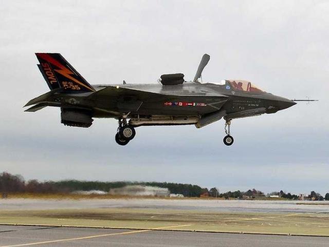 Одна из модификаций F-35 стала возможна благодаря летающей тарелке