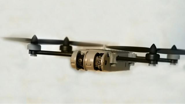 Мініатюрний дрон Snipe Nano Quadrotor для розвідки