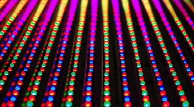 Смесь двух фотоэлектрических материалов может быть использована для создания суперэффективных светодиодов