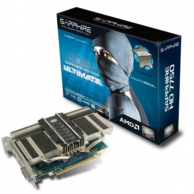 SAPPHIRE HD 7750 Ultimate