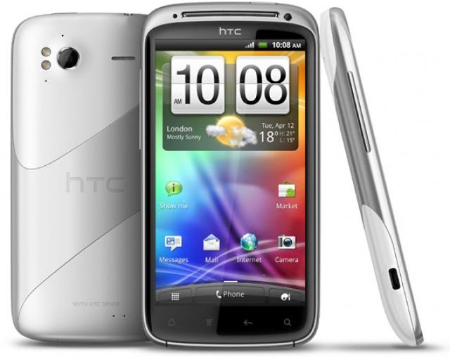 Модельный ряд HTC Sensation не получит Sense 4.0 вместе с ICS?
