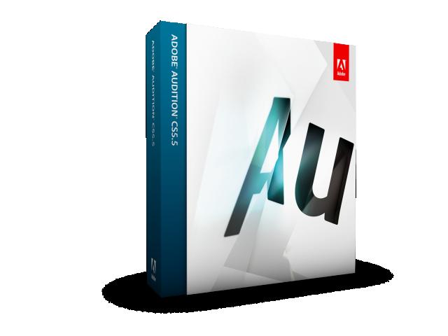 Adobe Audition CS 5.5 — внутри звука
