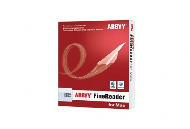 ABBYY FineReader Express для Mac