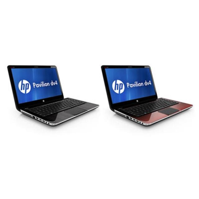 HP анонсировала новые ноутбуки  серии Pavilion на процессорах Ivy Bridge