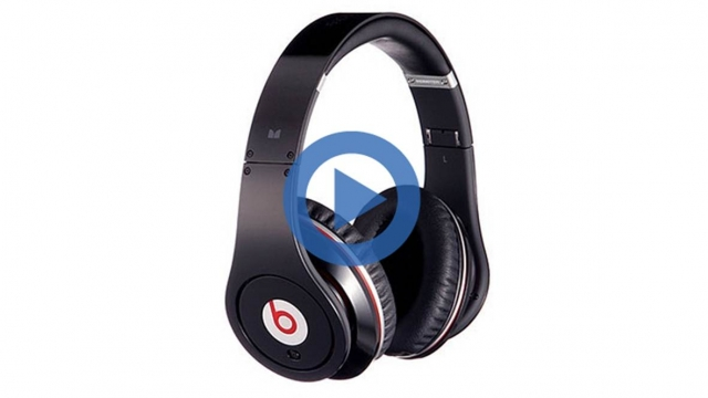 Наушники Monster Cable Beats by Dr. Dre Studio