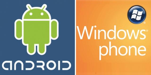 Android против Windows Phone - что лучше?
