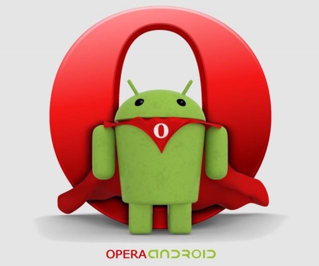 Представлена Opera Mini 7 для Android