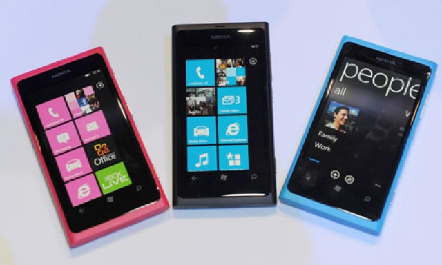 Сегодня 29 марта в Киеве состоялся старт продаж Nokia Lumia в Украине