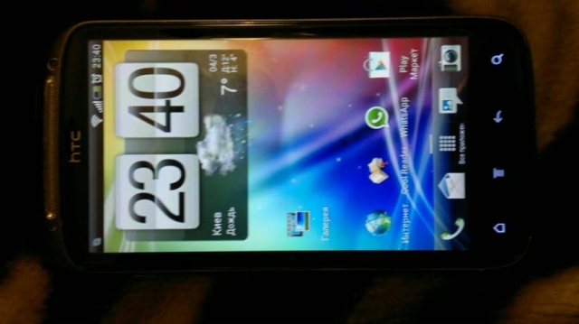 Доступно официальное обновление Android 4 с Sense 3.6 для HTC Sensation