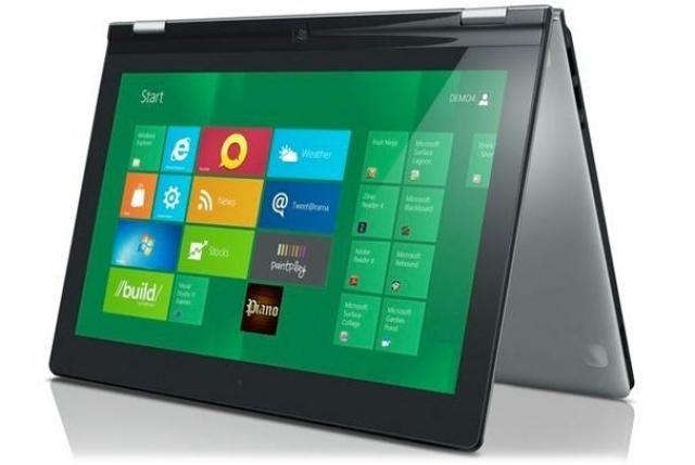 Тачскрины Windows 8: больше, чем раскладушка