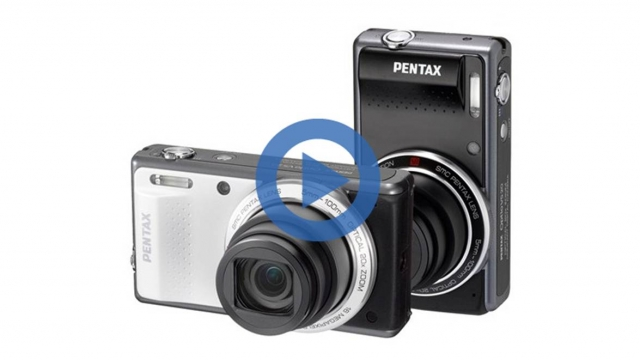 Цифр. фотокамера Pentax Optio VS20