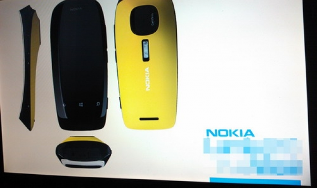 Это новая Nokia Lumia PureView?