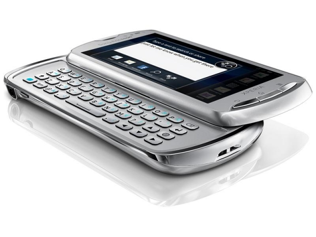 QWERTY-смартфоны на Android: лучшее в 2012