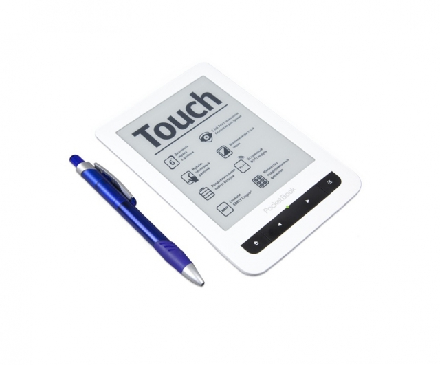 PocketBook Touch: обновленный и доступный