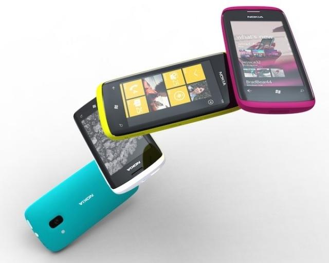 Nokia-продажи: 12 миллионов смартфонов в первом квартале