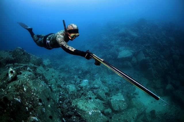 Подводная охота! Часть вторая