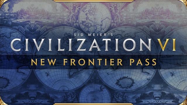 Новий сезонний пропуск New Frontier Pass для Sid Meier's Civilization VI