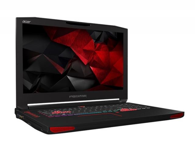 Новые ноутбуки Acer Predator