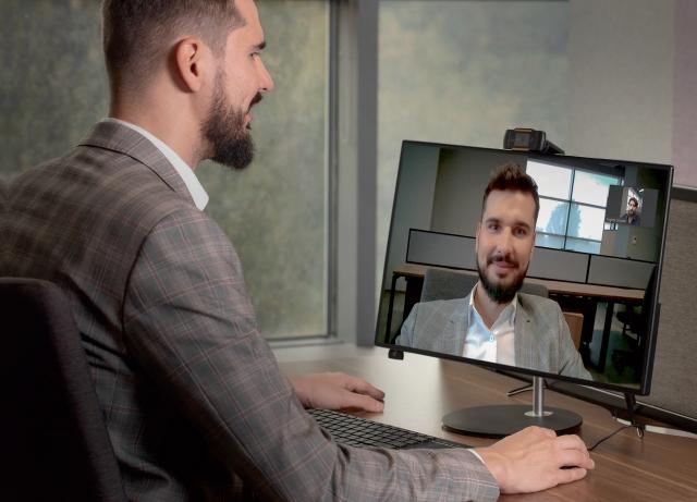 Зручні та якісні рішення 2Е для відеозв'язку