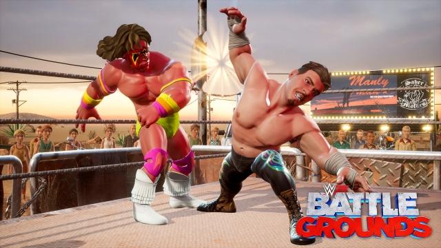 Голдберг, Останній Воїн, Батіста, Літа та інші в першому оновленні ростера WWE 2K Battlegrounds