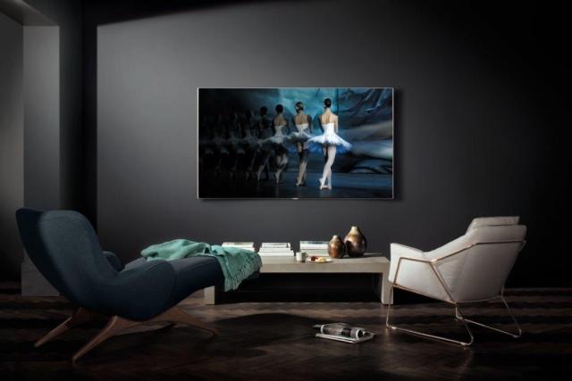 Старт продаж  телевизоров Samsung QLED TV в Украине