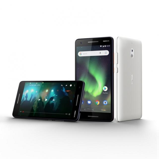 Нове покоління смартфонів Nokia 5, Nokia 3 і Nokia 2
