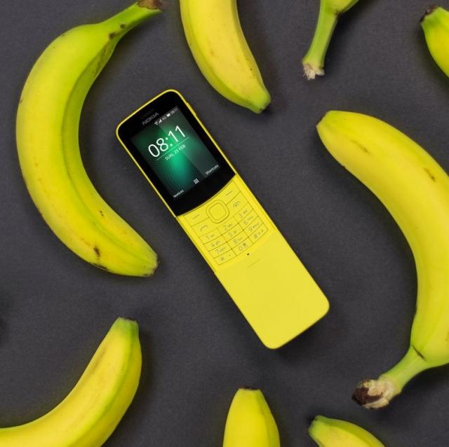 Культовий «бананофон» Nokia 8110 вже в Україні