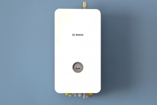 Bosch Tronic Heat 3500. Електричний котел для опалення й гарячої води