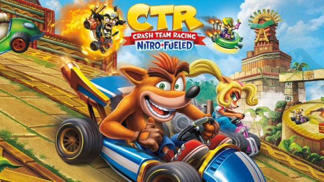 Анонсовано новий безкоштовний сезон Crash Team Racing: Neon Circus