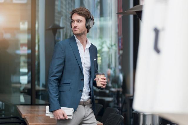 Бездротові навушники Philips: звук, який продумано до дрібниць