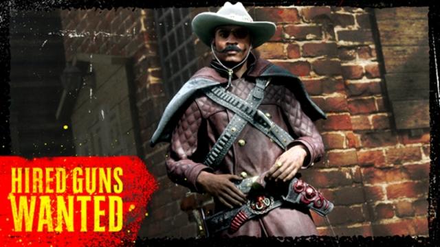 Red Dead Online: Шалені бонуси та багато іншого! Розшукуються наймані бандити!