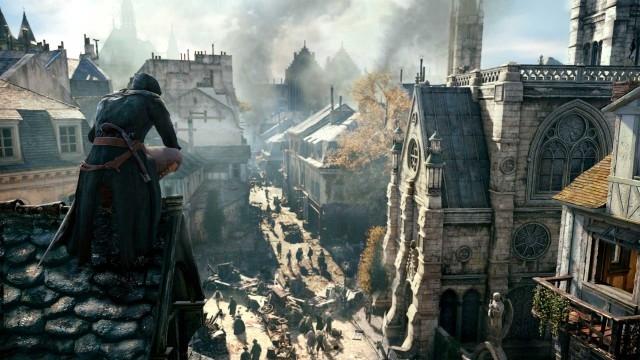Стали известны минимальные системные требования для Assassin's Creed Unity