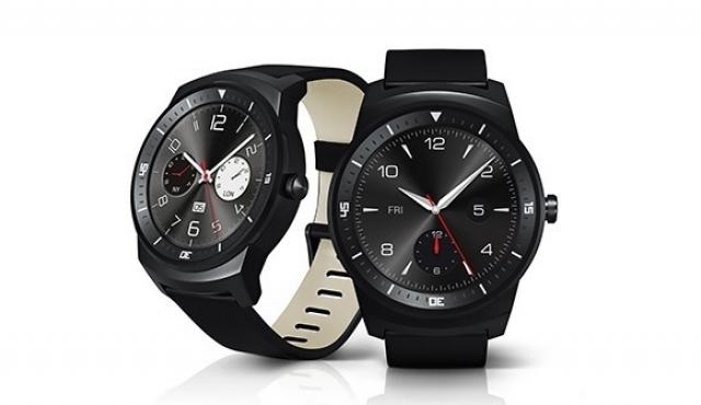 LG показала умные часы G Watch R c круглым дисплеем и умопомрачительным дизайном