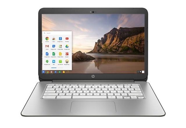 "HP представила 14"" Chromebook с сенсорным дисплеем и ценником $440"