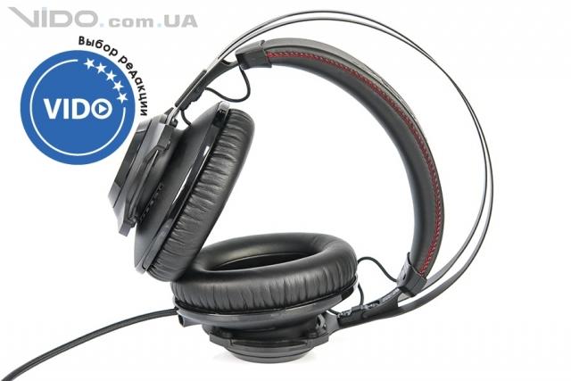 Огляд геймерський навушників Kingston HyperX Cloud Revolver: широкодіапазонний звук