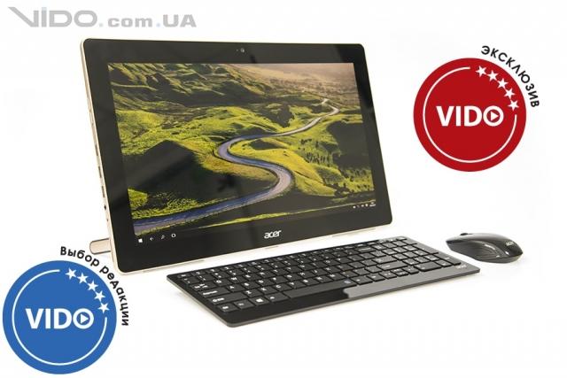 Огляд моноблока Acer Aspire Z3-700: більше ніж простий планшет