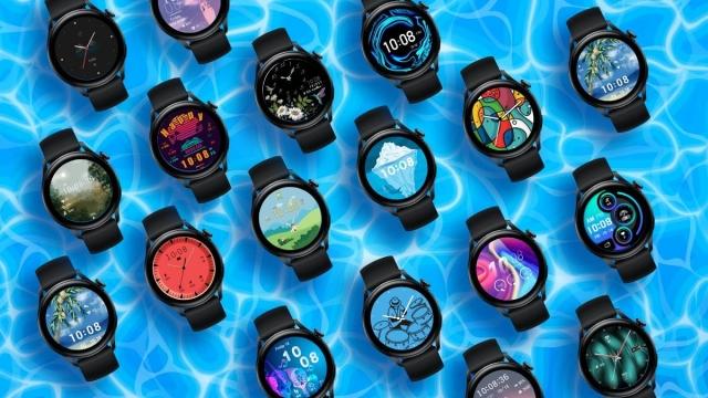 Змінюй дизайн: у серії Huawei Watch 3 доступні нові інтерактивні циферблати